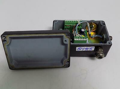 Quad/Tech Ppc Scanner Interface W/Junction Box Pb052097