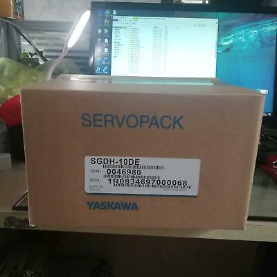 1PC NEW IN BOX Yaskawa Servo Driver SGDH-10DE one year warranty