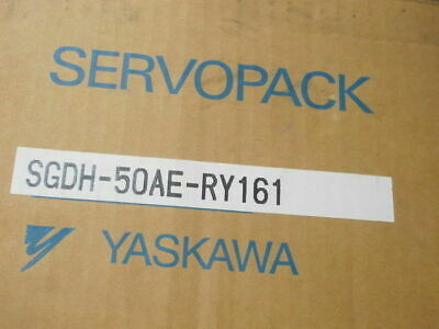 1PC NEW IN BOX Yaskawa Servo Driver SGDH-50AE-RY161 one year warranty