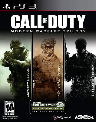 Call of Duty: Modern Warfare Trilogy ( PlayStation 3 / ps3, )