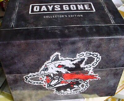 PS4 DAYS GONE Collectors Edition NEW