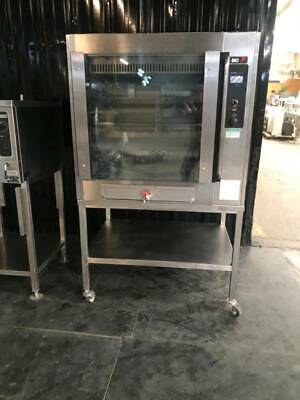 BKI VGG-8 High Capacity Electric Rotisserie Oven AMAZING DEAL! **RETAILS $8000**
