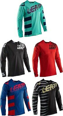 2020 Leatt Men's GPX 5.5 Ultrawled Race Jersey - Motocross Dirtbike Offroad ATV