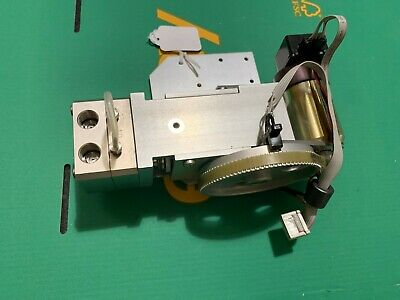 HPLC Pump unit motor and pump head  - LC Packings UltiMate Plus