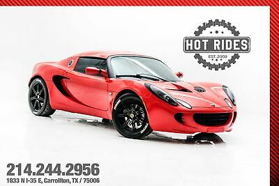 Car Poster of a Lotus Elise 60cm x 45cm Aprox