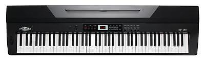 Digital Piano Electronic Keyboard 88 Keys 64 Tunings 20 Voices USB EQ Aux Midi