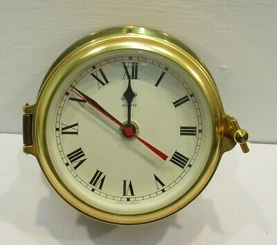 Chronometer / Schiffsuhr / Schatz / maritim / Wanduhr / Made in Germany / Uhr