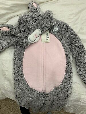 Marks And Spencer Girls All In One Pj  5-6 Years New With Tags