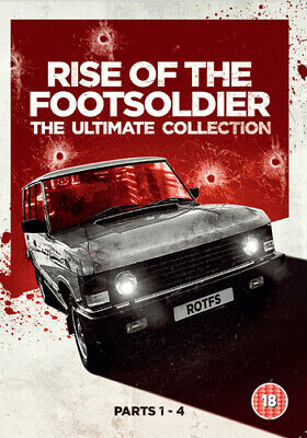 Rise of the Footsoldier: Ultimate Collection DVD (2020) Ricci Harnett, Gilbey