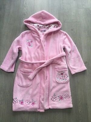 Girls Dressing Gown age 7-8