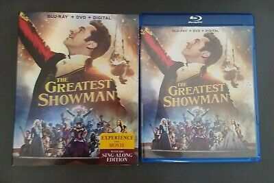 The Greatest Showman (Blu-ray, DVD, Digital) Hugh Jackman, Michael Gracey
