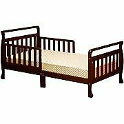 Athena Classic Sleigh Toddler bed and mattress ($75)