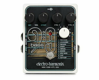 Electro-Harmonix BASS9 Bass Machine - Used