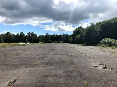 0.7 Acre B8 / Class 6 Open Storage Secure Compound Transport Yard Sale Or Rent