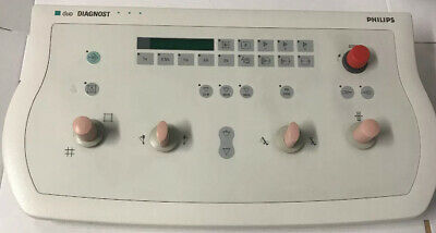 Operator console for Philips Duo Diagnost X-Ray system - Used/Working