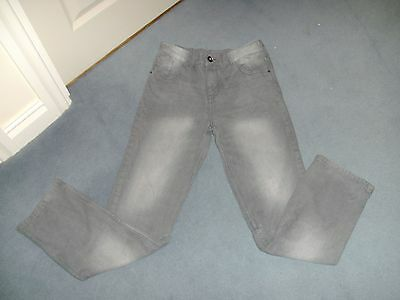 Boys Grey Jeans 13-14 Years
