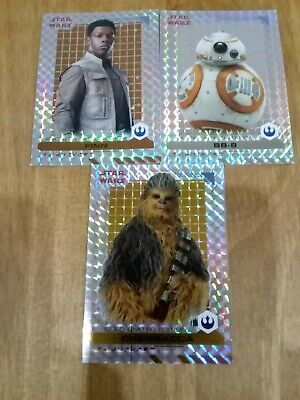 TOPPS STAR WARS THE RISE OF SKYWALKER LIMITED EDITIONS CARDS (Series 2)