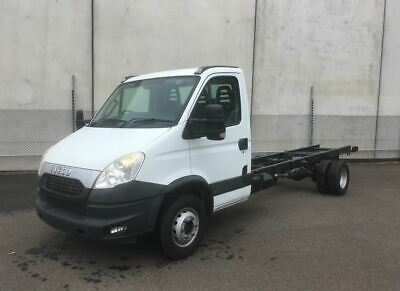 2015 Iveco Daily 70C17 Cab Chassis Truck