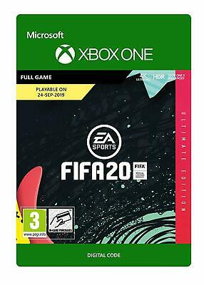 Fifa 20: Ultimate Edition [Xbox Download Code]