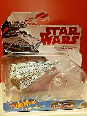 Hot Wheels Starships Star Wars Star Destroyer New in Package