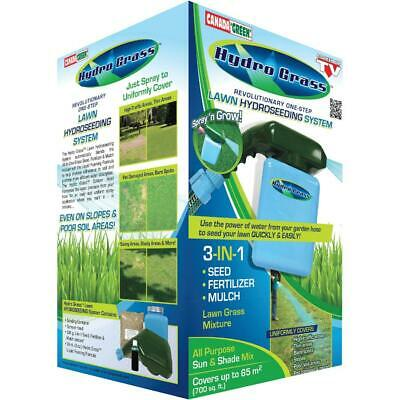 Hydro-Grass Lawn Repair