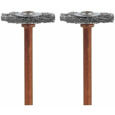 2 Pack Clean and Polish Stainless Steel Brushes
