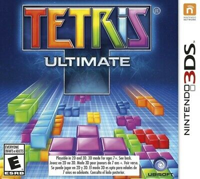 Tetris Ultimate - Nintendo 3DS Game Only