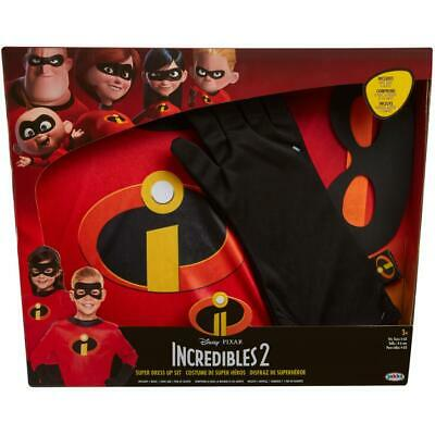 Incredibles Costume Dress Up Set