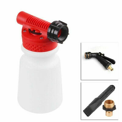 Snow Foamer Lance Portable Home Vehicle High Pressure Foam Sprayer Car Cleaning