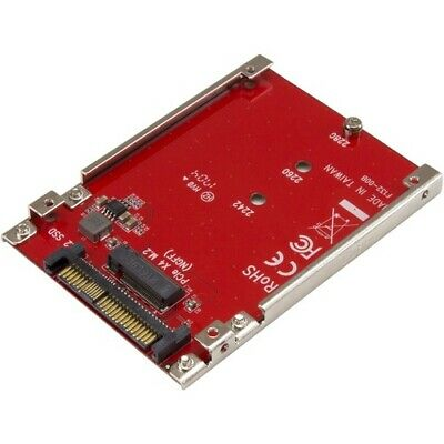 Startech M.2 to U.2 Adapter - M.2 Drive to U.2 (SFF-8639) Host Adapter for M.2 P