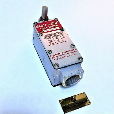 Namco Ea700-09003 Snap-Lock Limit Switch