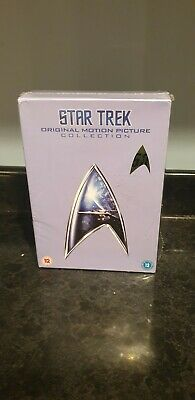 Star Trek: The Movies 1-6 (Box Set) [DVD] original motion picture collection