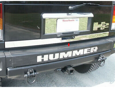 HV43010 Tailgate Accent Fits 2003-2009 HUMMER H2 SUV