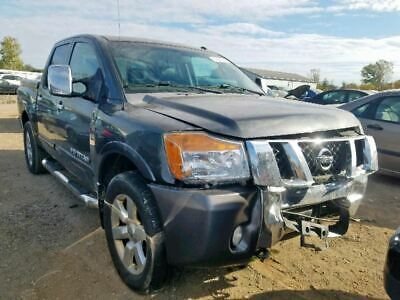 Shifter TITAN     2008 Transmission Shift Assembly 47515