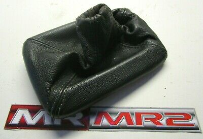 Toyota MR2 MK2 Leather Gear Gaiter With Surround - Mr MR2 Used Parts