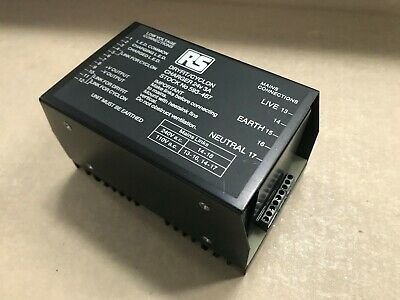 RS 593-467 NEUTRAL Lead Acid Automotive Battery Charger