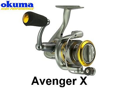 Lifetime Warranty Okuma SALINA 3 Spin Reel 3000 4000 10000 16000 Brand NEW