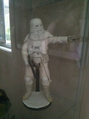 Limited edition Sideshow sixth scale 1/6 militaries of star wars snow trooper