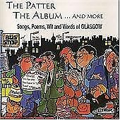 Various Artists : Songs Poems Wit and Words of Glasgow CD FREE Shipping, Save £s