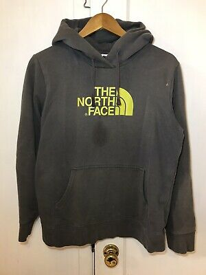 The North Face Womens Sweater Hoodie Flawed Stained Large