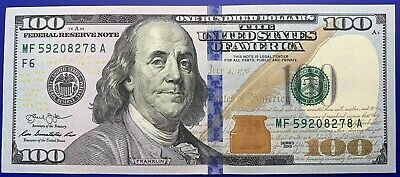 Etats-Unis, USA, Atlanta, Billet 100 dollars 2013 NEUF #8278