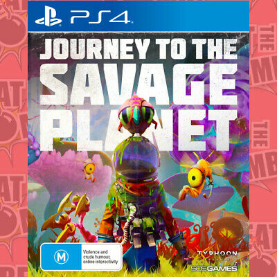 Journey to the Savage Planet  - PlayStation 4 game - BRAND NEW
