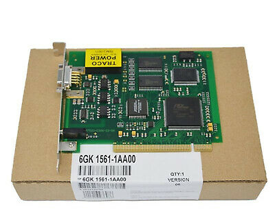 New In Box Siemens Connector 6GK1561-1AA00 Profibus/MPI PCI Card CP5611#XR
