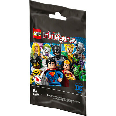 Lego DC Super Heroes Minifigure Blind Bag (Series 1) - 71026