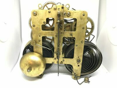Seth Thomas Clock Co. 4 1/2 89 Clock Movement for Parts | 22838