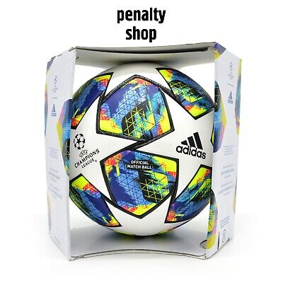 Adidas Finale 20 UEFA Champions League Official Match Ball DY2560 RARE