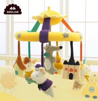 Shiloh Baby Child Cot Musical Mobile 35 Songs
