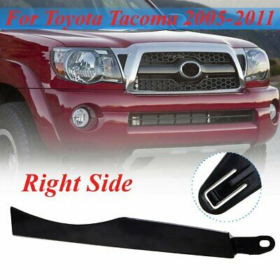 HEADLIGHT FILLER TRIM PANELS FRONT BUMPER GRILLE FOR TOYOTA TACOMA 2001-2004