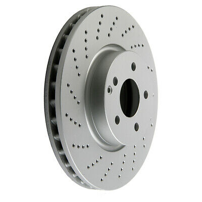 Pagid LD20617 P Front Brake Discs Kit 2 Pieces 312mm Perforated Vented
