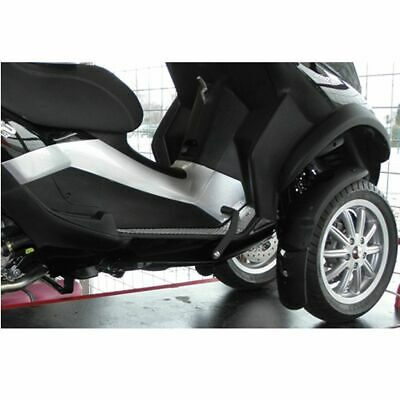 Kit de transformation pédale frein tôles protection incl. Piaggio MP3 500